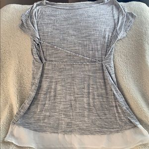 Motherhood maternity long sleeve shirt :)